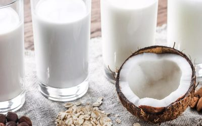 A quarter of Britons are now drinking plant-based milks