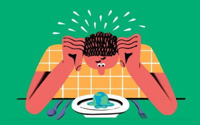 How to shop, cook and eat in a warming world