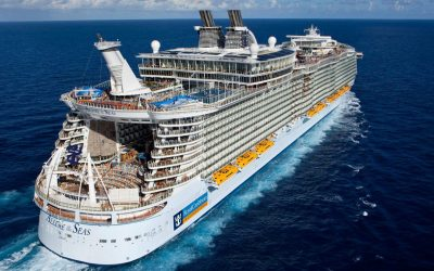 Royal Caribbean adds vegan menu fleet wide
