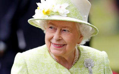The Queen of England is ditching fur