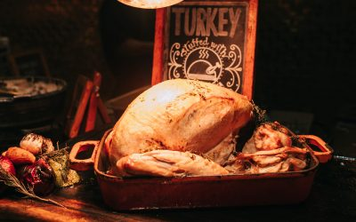 Spare a thought for that factory-farmed turkey