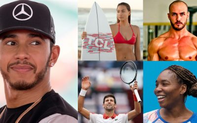 Top athletes who are crushing it on a plant-based diet