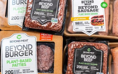 Beyond Meat predicted to have best performing stock in 2020