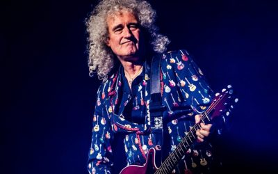 Queen's Brian May signs up for Veganuary