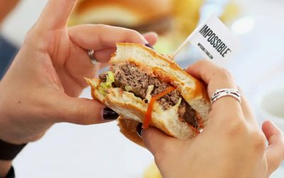 The Impossible Burger and the future of our planet