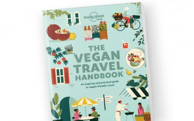 The Vegan Travel handbook released by Lonely Planet