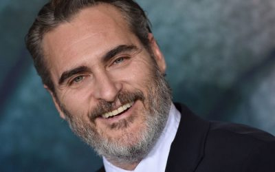 Is Joaquin Phoenix the voice for farmed animals everywhere right now?
