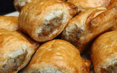 What's behind the meteoric rise of the vegan sausage roll?
