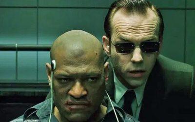 The Matrix virus scene really hits home now!