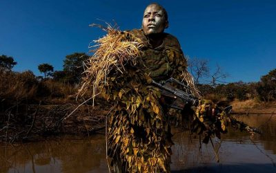 Women Protecting Africa's Wildlife Getting The Job Done!