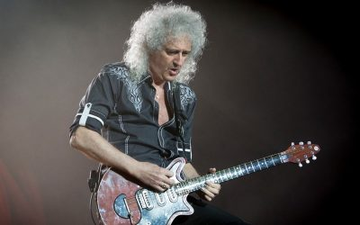 Musician Brian May Says Meat-Eating Must End to End Pandemics