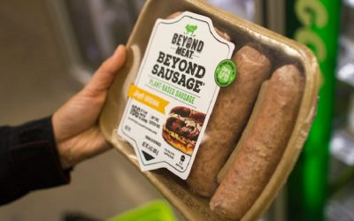 Plant-based meat sales spike amid Coronavirus outbreak