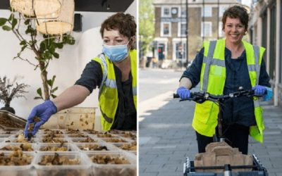Olivia Coleman Teams Up With 'Made In Hackney' To Feed the Hungry
