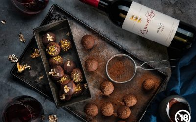 How To Perfectly Pair Vegan Wine and Chocolate