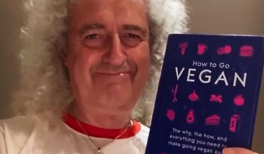 Queen's Brian May Demands Meat Tax
