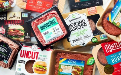 Plant-based Meat Sales Rise Amid COVID-19