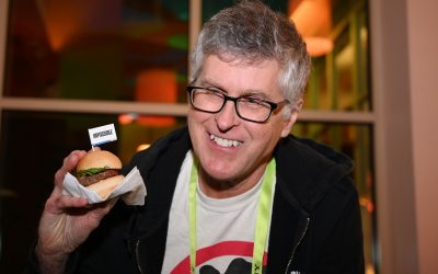 Founder of Impossible Foods Has Revolutionary Vision For Food Industry