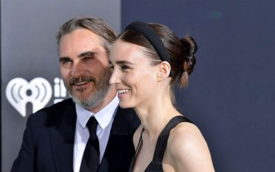 A Very Vegan Baby On The Way For Rooney Mara And Joaquin Phoenix