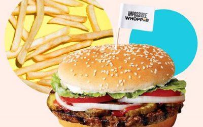 Fast-Food Goes Vegan!