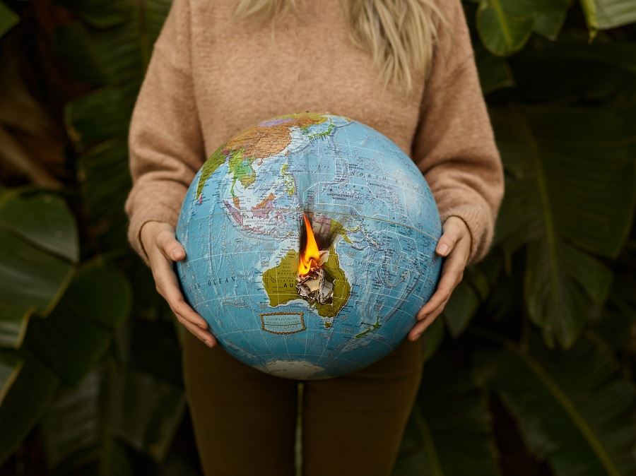 The planet is dying and going vegan can save it!