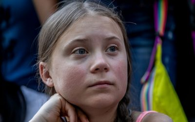 "Greta Thunberg: ""Doing our best is no longer good enough"""