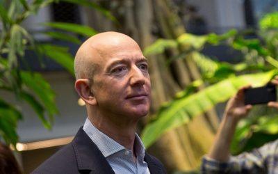 Amazon CEO, Jeff Bizos, pledges $2 billion to help fight climate change