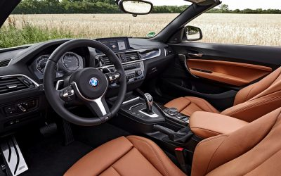 BMW to swap out animal leather for vegan leather in some of their cars