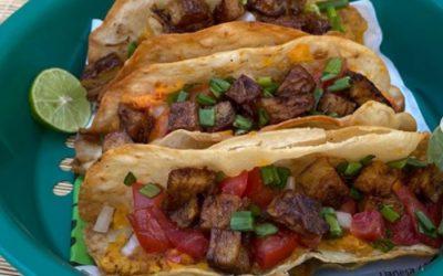 Bolivian vegan butcher offers traditional foods as vegan options