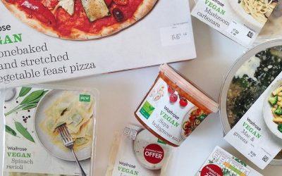 British supermarket, Waitrose, launches festive vegan food range