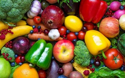 Improve food security and public health with whole food, plant-based diets