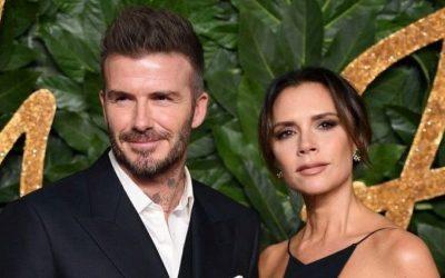The Beckhams go plant-based!