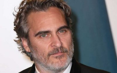 "Joaquin Phoenix: Eating animals is ""f*cked up"""