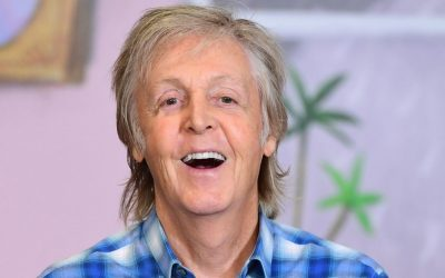 Sir Paul McCartney says ditching meat for one day is the same as not driving your car for a month