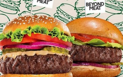 Beyond Meat is launching two tastier and healthier burgers next year!