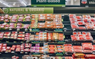 Sustainable plant-based meats are on the rise