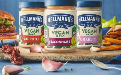 Hellmann's launches vegan mayonnaise in time for Veganuary