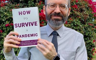 Beating a pandemic requires booting out meat, says doctor