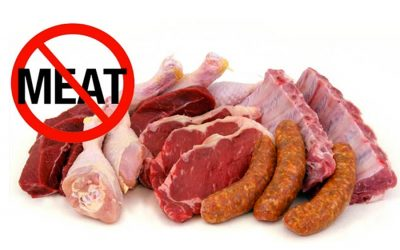 A quarter of the British population are ditching meat in 2021