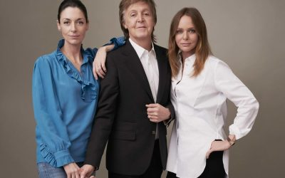 Paul McCartney  and daughters' vegan cookbook aims to 'save the planet and nourish the soul'