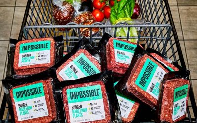 Data shows rise and rise of US plant-based food sales