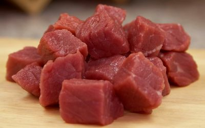 Meat causes twice the pollution of producing plant-based foods